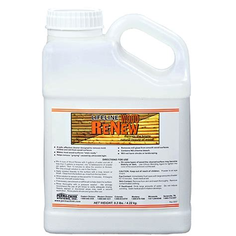wood renew log cleaning concentrate logfinish com