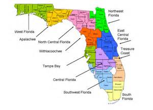 florida map with cities and towns memes