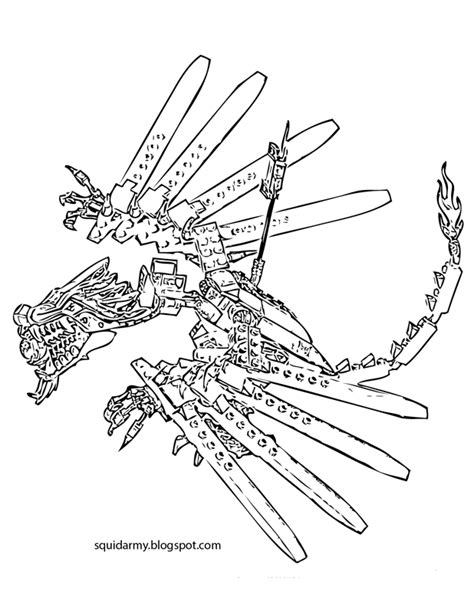 lego ninjago fire dragon coloring pages free coloring pages of ninjago fire dragon