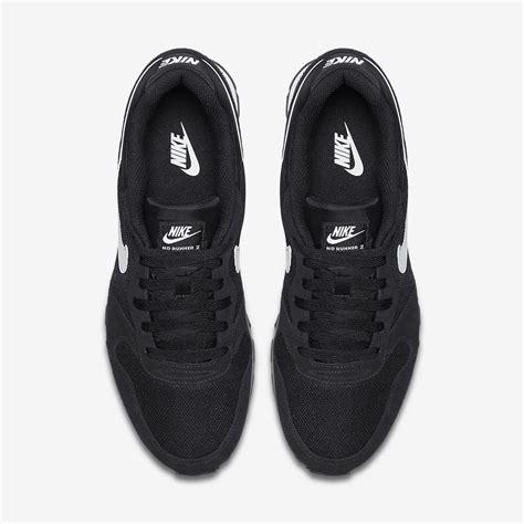 Nike Md Runner Black White nike md runner 2 s shoe nike lu