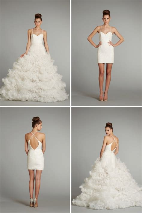 stunning  bridal gowns  hayley paige