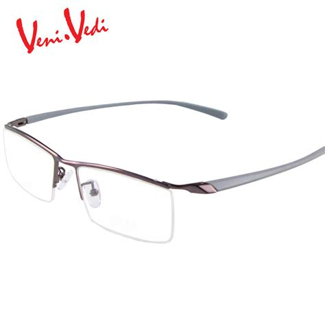 veni vedi 2016 new s glasses frame titanium optical