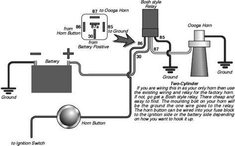 atv horn wiring diagram atv free wiring diagrams