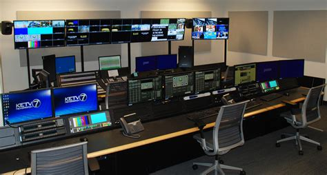 room production hearst station ketv in omaha partners with becktv and evertz for new broadcast facility in