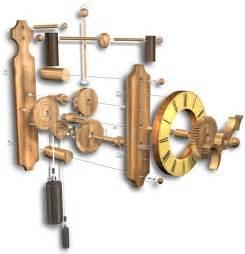 pdf diy wooden gear clock kits download free patio