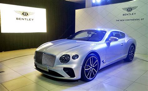 bentley indonesia bentley new continental gt resmi melucur di indonesia