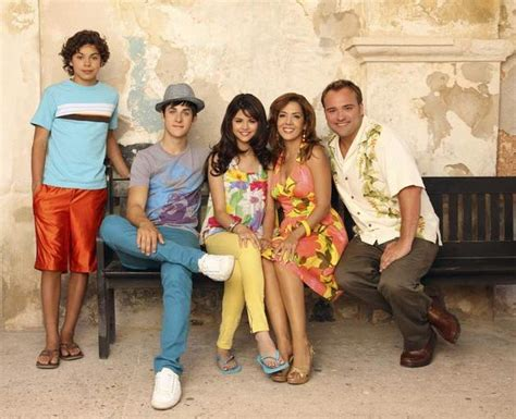 wizards  waverly place   tv   full cast crew