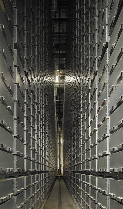 underground vault by yali shi storage facility underground storage facility