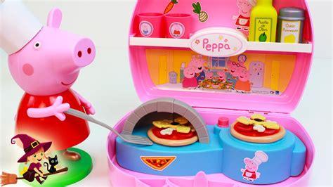 la casa de peppa pig juguetes pizzer 237 a de peppa pig juguetes de cocina