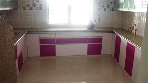 U Shaped Indian Kitchen Designs Indian Modular Kitchen Design U Shape Trend Home Design