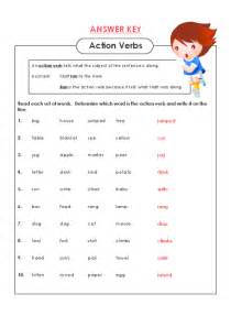 printables verb worksheets 2nd grade eleaseit thousands