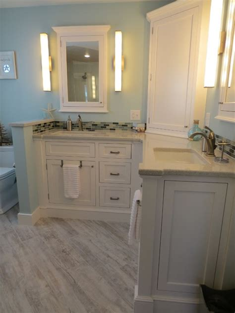 l shaped bathroom cabinets 30 bathrooms with l shaped vanities