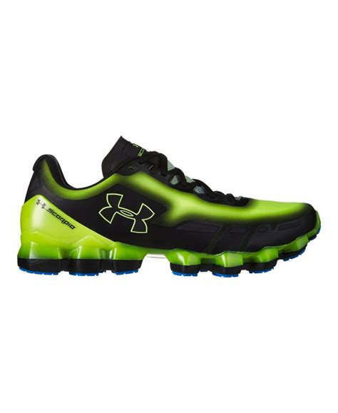 armour athletic shoes s armour scorpio running shoes