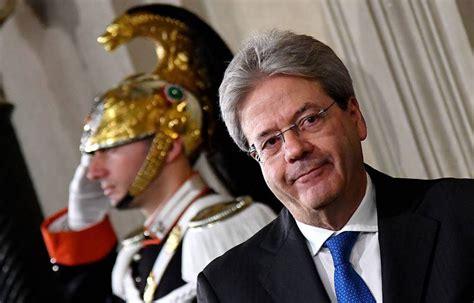 Presidenza Consiglio Dei Ministri by Paolo Gentiloni Presidente Consiglio Dei Ministri