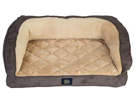 cool gel memory foam couch bed grey