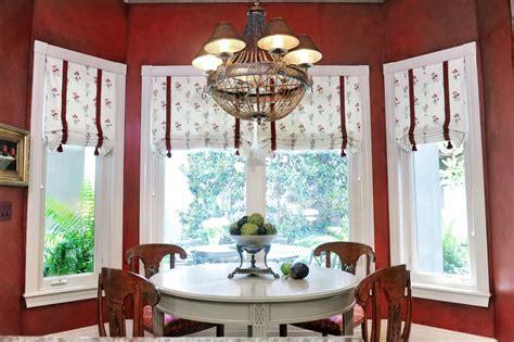 victorian style breakfast nook  bay window hgtv