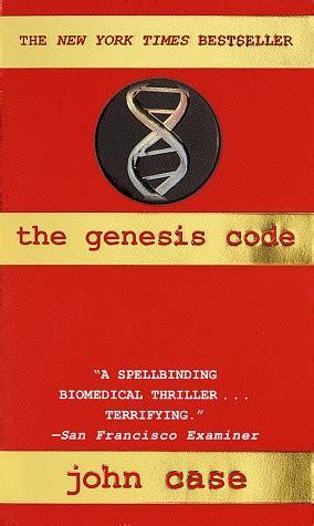 the genesis code the genesis code by