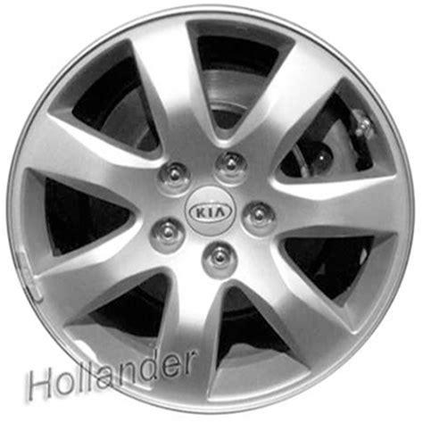 2011 Kia Sorento Rims 2011 2013 Kia Sorento Wheels Silver Rims 74632