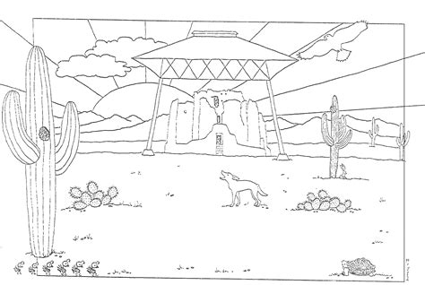 desert coloring pages for kids az coloring pages desert coloring pages coloringsuite com