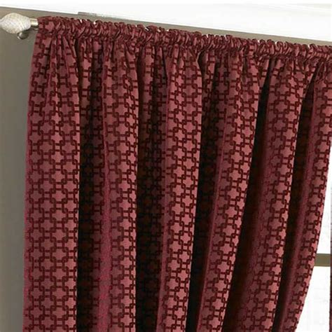 chenille jacquard curtains paoletti belmont chenille jacquard woven lined pencil