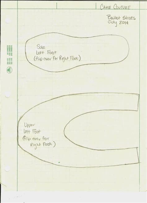 search results for slipper pattern template calendar 2015