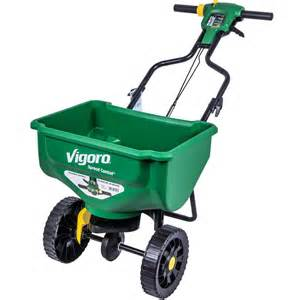 vigoro 15000 sq ft broadcast spreader 690100 the home