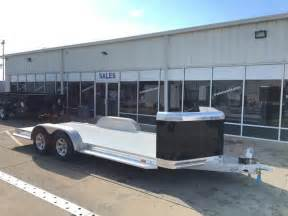 new car hauler trailers open car haulers trailer world of bowling green ky