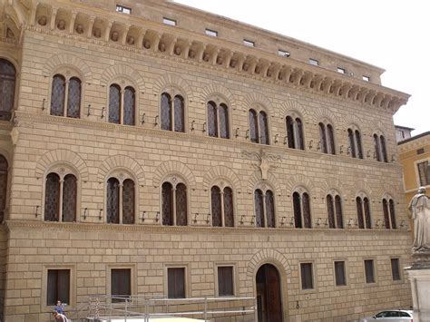 architektur fassade begriffe palazzo spannocchi