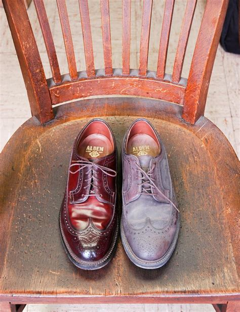 what color is cordovan horween shell cordovan classic leather classic color