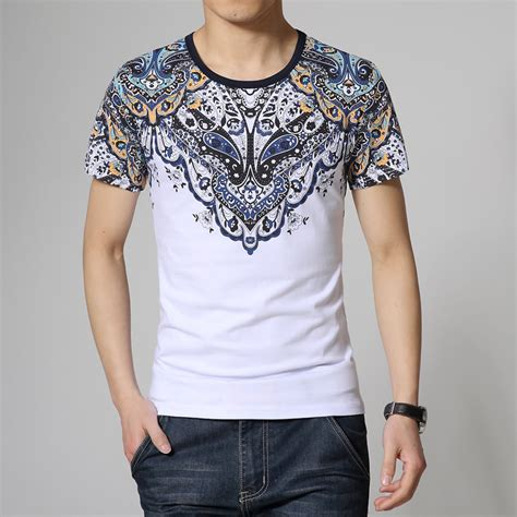 Summer S Simple Leisure Sleeves T Shirt Size M summer style brand plus size shirt for geometric printed o neck sleeve leisure shirts