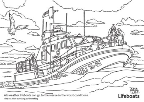 how to draw a rescue boat rescue boat coloring page coloring pages