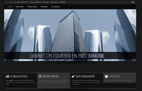 Cabinet Cpi by Cabinet Cpi Julien Anquetil