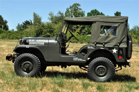 military jeeps for sale used military jeeps for sale 1953 willys m38a1 military jeep m38 4x4 hurricane korean