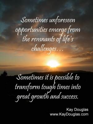 quotes  overcoming tough times quotesgram