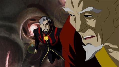 dottor strange il mago supremo dottor strange il mago supremo anime animeclick it