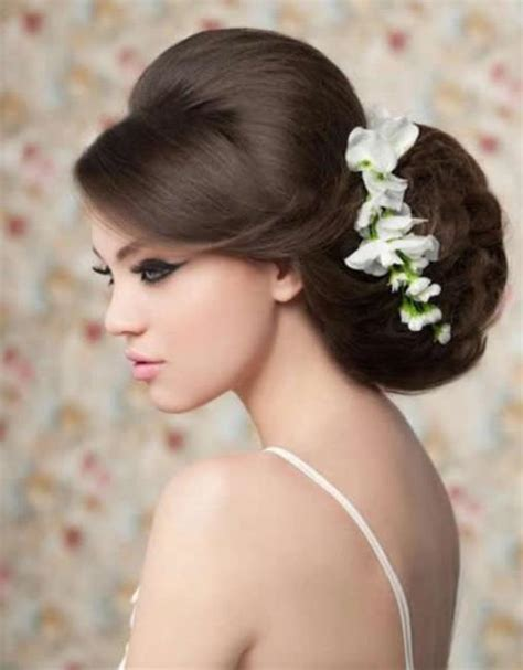 most beautiful bridal wedding hairstyles for long hair most beautiful party hairstyle for girls 2016