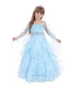 New flower girl white aqua blue lime organza dress wedding christmas