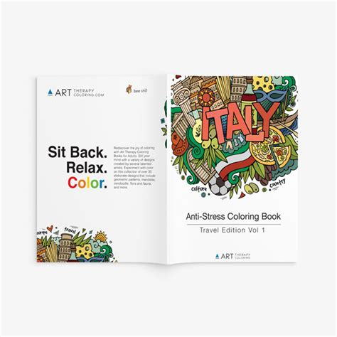 anti stress coloring book review anti stress coloring book travel edition vol 1
