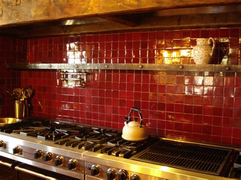 red kitchen backsplash tiles kitchen back splashes kitchen remodel designs red