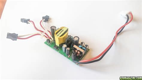 how much to fix a light broken component in ufo led light can i fix it
