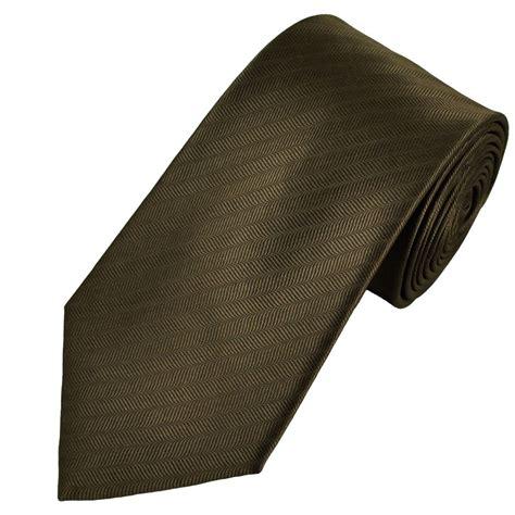 brown pattern tie brown herringbone patterned men s tie from ties planet uk