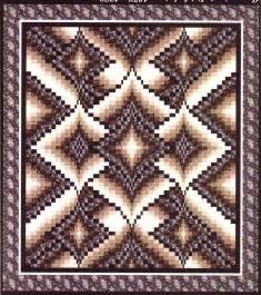 Free Bargello Quilt Patterns by Bargello Quilting Patterns To Images