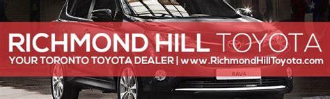 Richmond Toyota Dealership Richmond Hill Toyota Employees