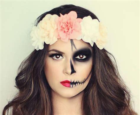 makeup dia 15 stunning dia de los muertos makeup ideas