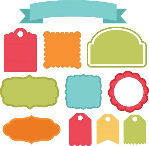 picture tags tags and backgrounds svg cut files for scrapbooking tags svg files background svg files