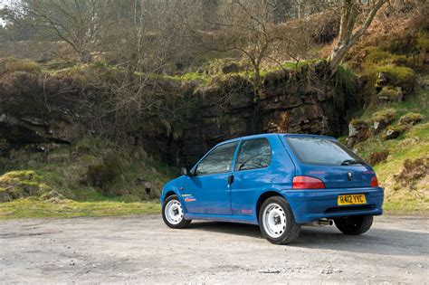 buy peugeot car peugeot 106 rallye buying guide evo