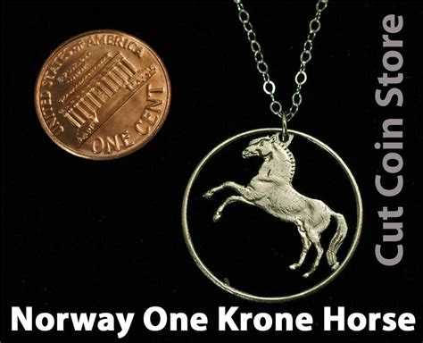how to make jewelry out of coins krone fjord jewelry pendant necklace one