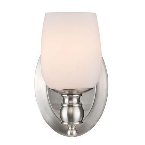 golden lighting constance pewter 1 light bath light 2115