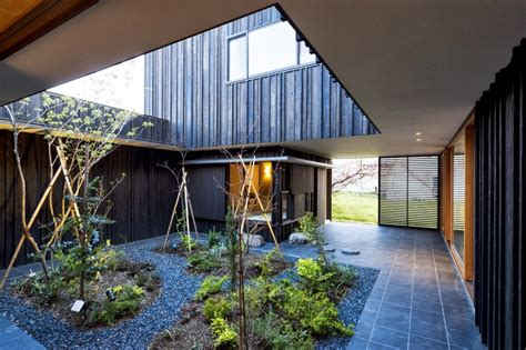 house with courtyard courtyard house atelier drome