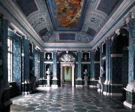 Drottningholm Palace Interior by Drottningholm Palace Sweden World Interiors Photographs Switzerland And